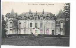 CHARRAY/28/Château De Thierville/Réf:5839 - France