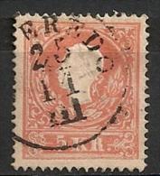 Autriche. 1858. N° 8. Oblit. - 1850-1918 Empire
