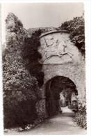 CPSM ARQUES-la-BATAILLE (S.-Inf) , Le Château (XI°s) , Bas-Relief Henri IV - Arques-la-Bataille