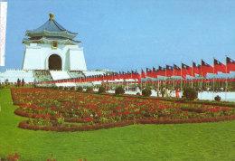 The Chiang Kai-Shek Memorial Hall - Taiwan