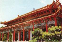 Martyr's Shrine Of Keelung - Taiwan