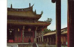 The Confucius Temple - Taiwan