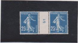 N° 140 Mill 5 Papier X  Xx - 1906-38 Sower - Cameo