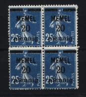 Memel,20,VB,xx  (4870) - Memelgebiet
