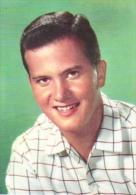 "Carte Postale "" Pat Boone "" - Cantanti E Musicisti"