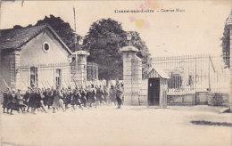 38 - Cosne Sur Loire - Caserne Binot (animée) - Cosne Cours Sur Loire