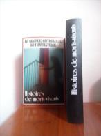 Histoire De Morts- Vivants (J. Goimard Et R. Stragliati)   Relié Sous Jaquette éditions France Loisirs De 1978 - Fantastici
