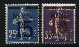 Memel,47-48,xx  (4870) - Memelgebiet