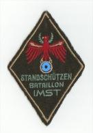Standschutzen Bataillon Volksturm Wehrmacht Heer 1943 1944 1945 Polizei  Insigne Deutsch Abzeichen Imst Tirol Tyrol - 1939-45