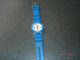 MONTRE  VITTEL - Advertisement Watches