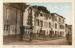 50 GENETS - L HOTEL - LE RELAIS DU MONT SAINT MICHEL ( CPA COLORISEE ) - Unclassified