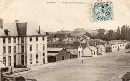CPA  -  CHARTRES  (28)    La Caserne Des Cuirassiers - Chartres