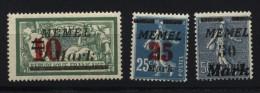 Memel,121-23,xx  (4870) - Memelgebiet