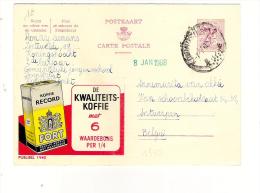 Publibel Obl. N° 1940 (Café De Qualité: FORT; Lion) Obl: - Publibels