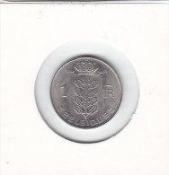 1 Franc Baudouin I 1972 FR - 1951-1993: Baudouin I