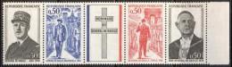 FRANCE - De  GAULLE  - MNH ** - 1970 - De Gaulle (General)