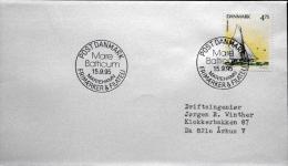Denmark  1995  Letter  With The Special Cachet  Post Danmark MARE BALTICUM 15-9-95 MARIEHAMN  ( Lot 2645 ) - Denmark