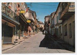 Montflanquin, Rue Saint-Pierre, Les Editions Du Moulin 769/4, Tabac, Pernelle, Société Générale, Renault 4L - Monflanquin