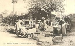 1170 - PARAME SAINT IDEUC - LAVOIR DE LA FONTAINE ROUX - Parame