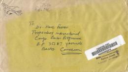Pakistan 2011 Gulgasth Colony Multan Meter Franking Barcoded Registered Cover - Pakistan