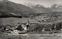 Germany BRD Picture Postcard Reit Im Winkl Posted 1954 - Reit Im Winkl