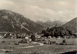 Germany BRD Picture Postcard Ruhpolding Posted 1956 - Ruhpolding