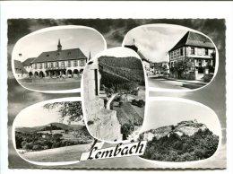 CP - LEMBACH (67) Carte Souvenirs - France
