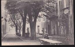 CPA - (83) Plan De La Tour - Place De La Mairie (obl. 1905) - Otros Municipios