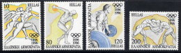 GREECE 1996 Centenary Of Modern Olympic Games  Set Of 4 MNH / **.  Michel 1910-13 - Greece