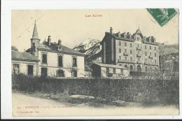 BRIANCON , LE GRAND HOTEL - Briancon