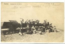 Carte Postale Ancienne Cayeux Sur Mer - Ramasseurs De Galets - Métiers - Cayeux Sur Mer