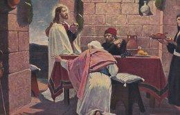 Jesus  Painting - J. Altheimer   S-674 - Jesus