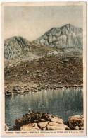 LAGHETTO DI BOBBIO (LC) - VALSASSINA - VISTA RIFUGIO LECCO DEL C.A.I.  - F/P - V: 1931 - Lecco