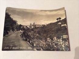 STELLA S. GIOVANNI (Savona) - Scorcio Panoramico - Cartolina FG BN V 1958 - Italia