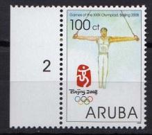 Aruba 2008 - Gymnastique - Anneaux - Gymnastik