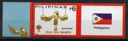 Philippines 2005 - Gymnastique - Anneaux - Gymnastik