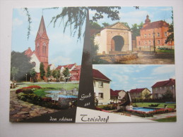 Troisdorf,  Karte - Troisdorf