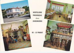 Cp , HOSTELLERIE Provençale Des OURSINIÈRES , Le Pradet - Restaurantes