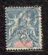 Nouvelle-Calédonie - Colonies Françaises - YT N°62 - Nouvelle-Calédonie