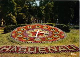 CP - HAGUENAU (67) - L'horloge Florale - Haguenau