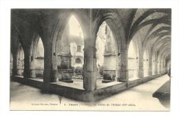 Cp, 85, Luçon, Le Cloître De L' Evêché - Lucon