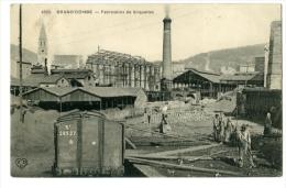 Grand'combe Fabrication De Briquettes - La Grand-Combe