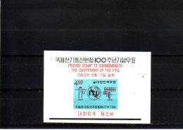 KOREA.  KM  683.  POSTFRIS Z PLAKKER - Korea (...-1945)