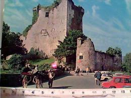 Ross Castle On The Lower Lake Killarney Co Kerry Ireland AUTO CAR   V1980  EI3972 - Kerry