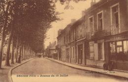 DECIZE - Avenue Du 14 Juillet - Decize