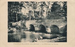 VILLE EN BLAISOIS - Le Pont Sur La Blaise (animation) - Autres Communes