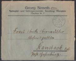 DR Brief Mef Minr.25x 200 Sünching 30.1.23 - Deutschland