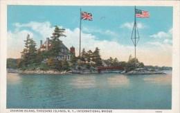 International Bridge Zavikon Island Thousands New York