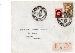 - Oblitération SIDI-BEL-ABBES , 1950 - 915 - Algérie (1924-1962)