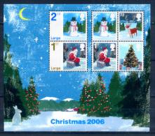 Great Britain 2006 / Christmas MNH Nöel Navidad / Ih14   1 - Navidad